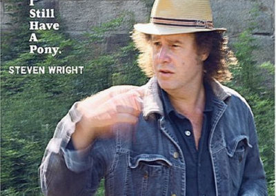 I Still Have A Pony – Steven Wright			No ratings yet.