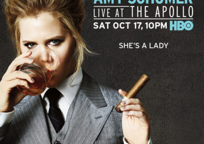 Live at the Apollo – Amy Schumer