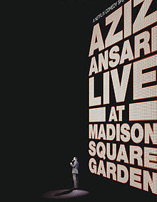 Live at Madison Square Garden – Aziz Ansari