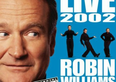 Live on Broadway – Robin Williams			No ratings yet.
