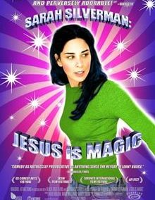 Jesus is Magic – Sarah Silverman			    	    	    	    	    	    	    	    	    	    		4/5							(1)