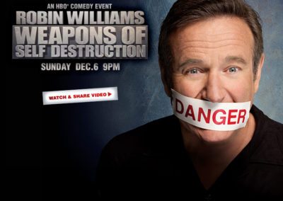Weapons of Self Destruction – Robin Williams			No ratings yet.