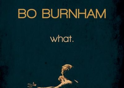 what. – Bo Burnham
